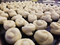 These garlic rolls will be ready by the time you order :)